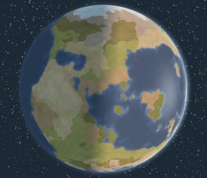 planet_a_temperate